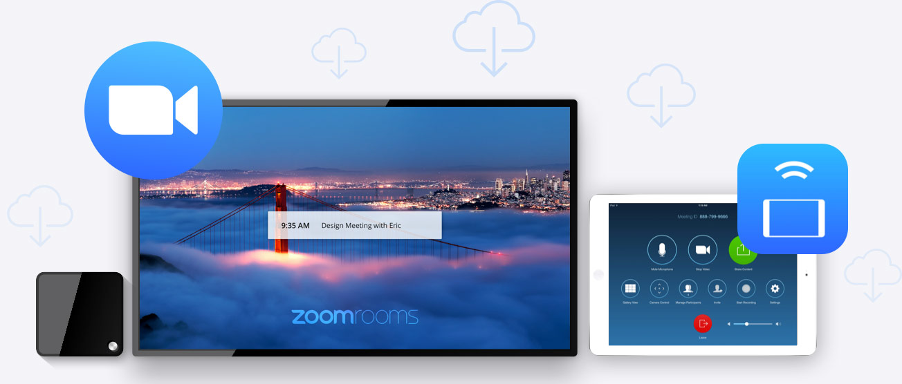 zoomsrooms - Cloudsoftware-Solution